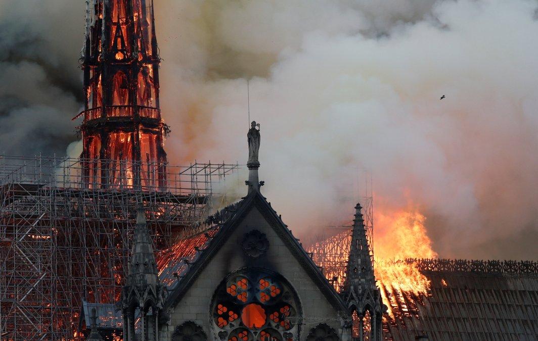 Historia de la catedral de Notre Dame