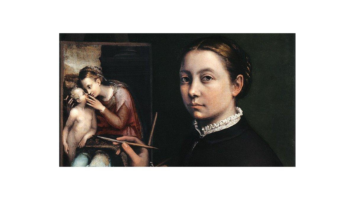 Sofonisba Anguissola,  la primera pintora del Museo del Prado