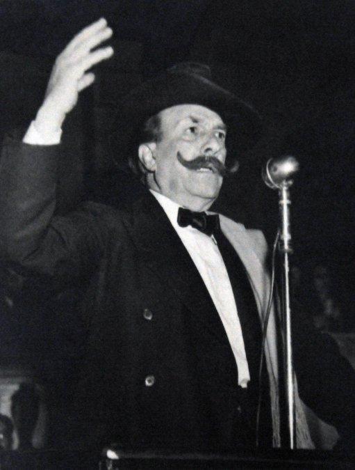 Alfredo Palacios.