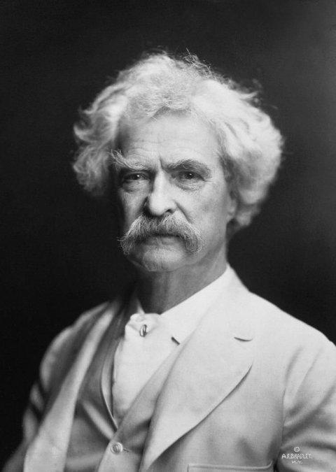 Mark Twain, un viaje al corazón de los Estados Unidos