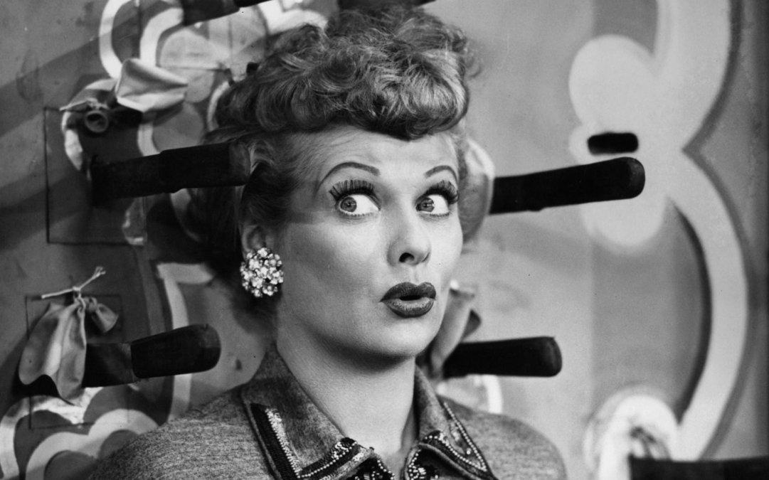 Lucille Ball: risas, sudor y lágrimas