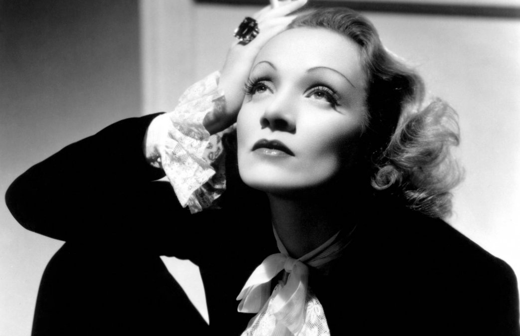 Vida y leyenda de Marlene Dietrich