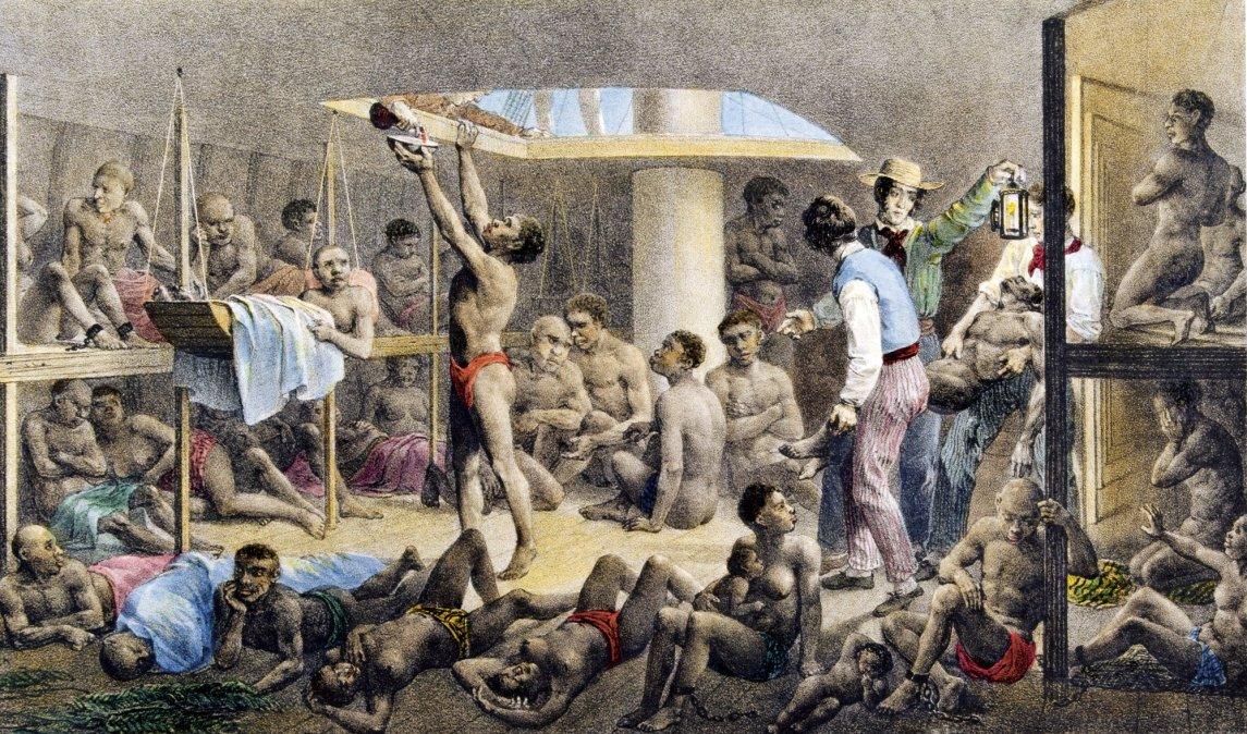 ¿Cómo se abolió la esclavitud en Argentina?