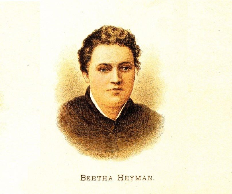 Big Bertha, la estafadora