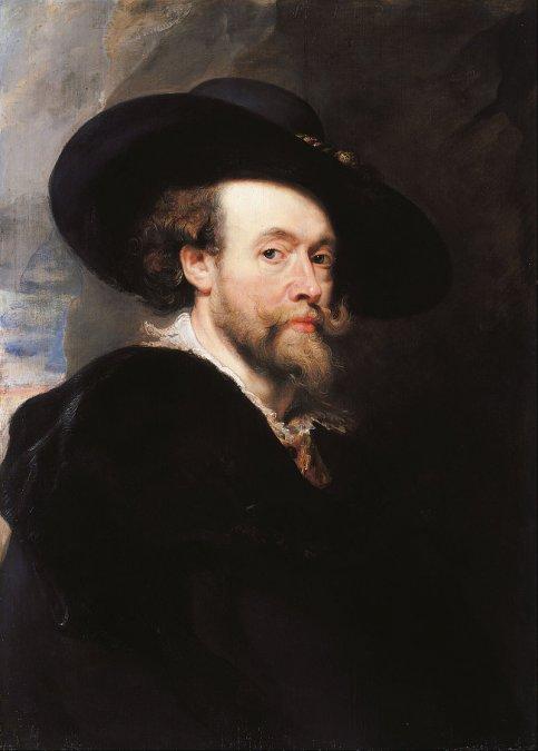 Peter Paul RubensAutorretrato