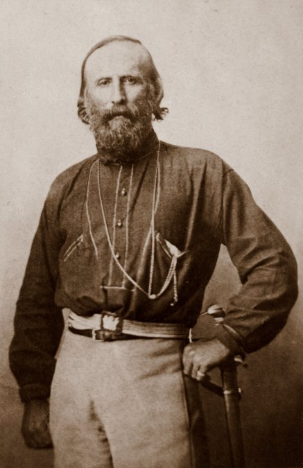 GiuseppeGaribaldi(Niza
