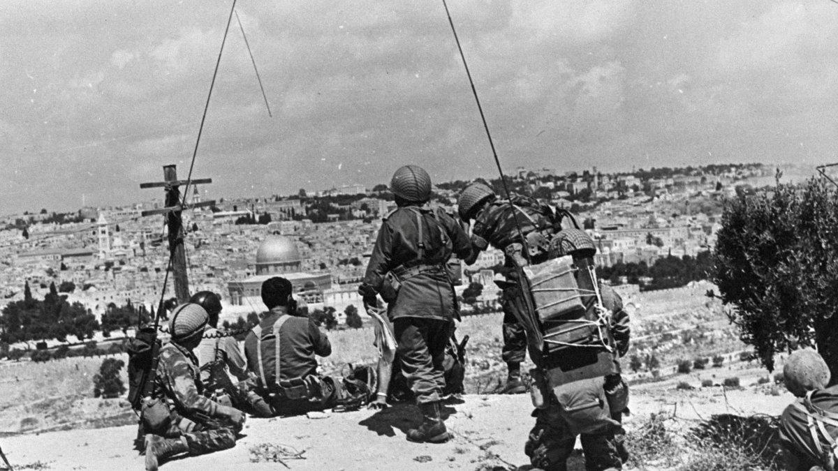 La Guerra de los Seis Días: El inicio