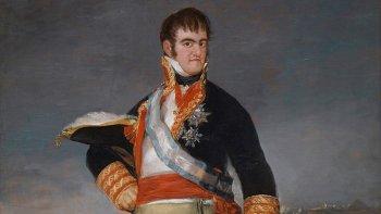 La inhabilidad de Fernando VII