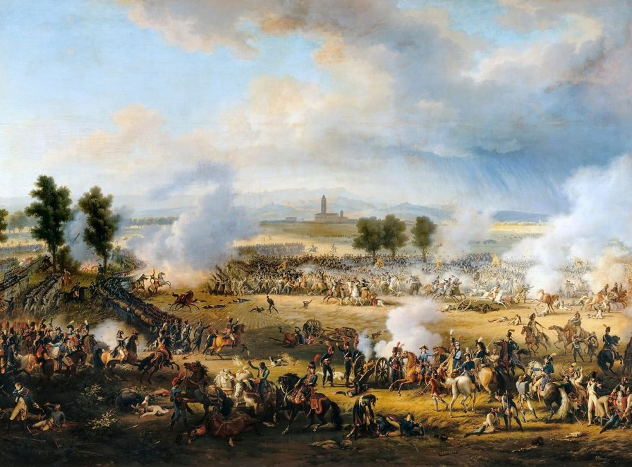 Batalla de Marengo.