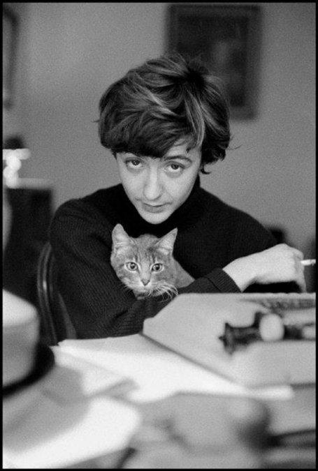 Françoise Sagan, la eterna adolescente