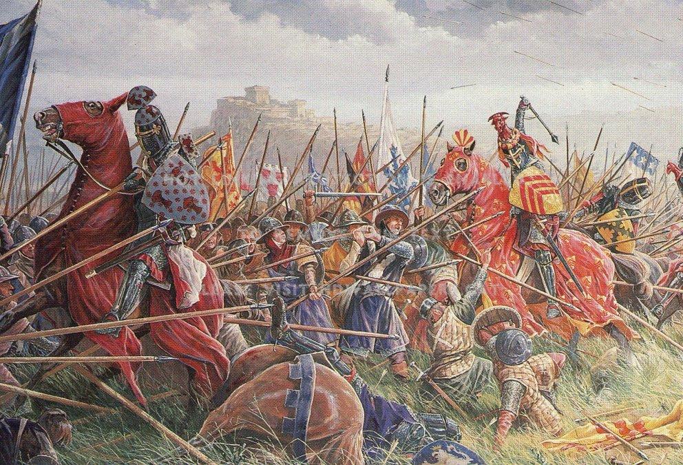 ¿Cómo cantar acerca de tanta sangre?: La batalla de Bannockburn (1314)