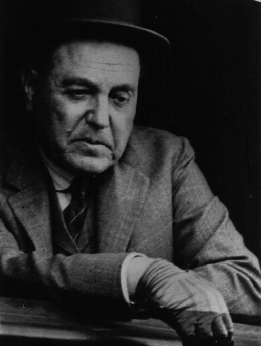 Hipólito Yrigoyen(Buenos Aires