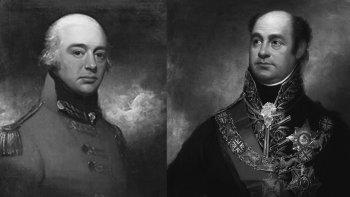 Beresford y Whitelocke: Los comandantes de la rendición