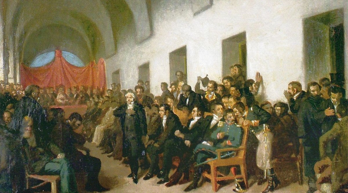 Los libros de la Independencia - Parte II