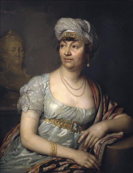 Anne-Louise Germaine Necker