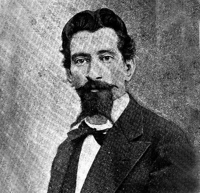 Eduardo Gutiérrez(15 de julio de 1851 - 2 de agosto de 1889).
