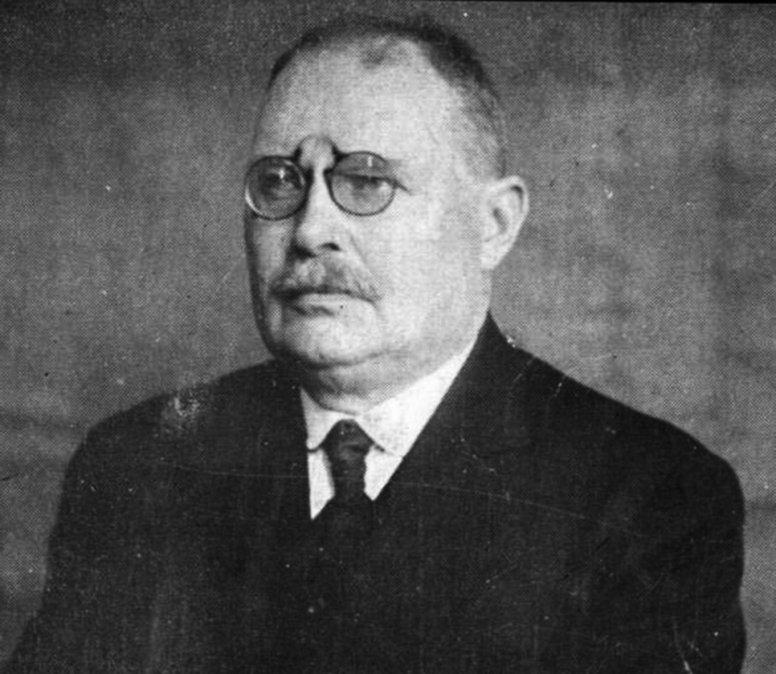 Christofredo Jakob.
