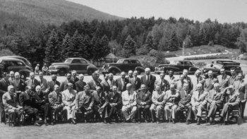 Bretton Woods y el nacimiento del FMI