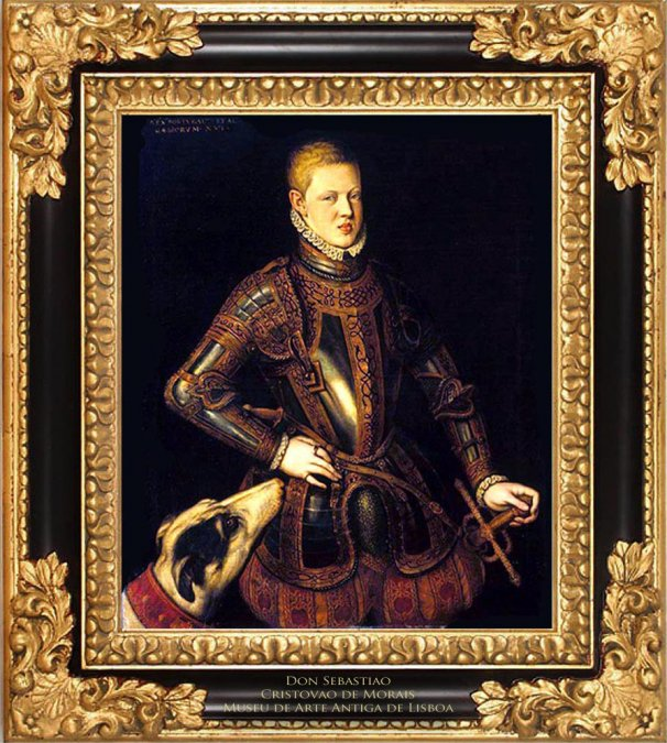 Retrato delRey Sebastián el Deseado