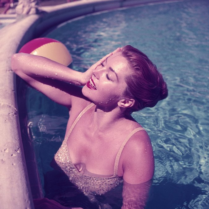 Sueño acuático en Technicolor: el cine de Esther Williams