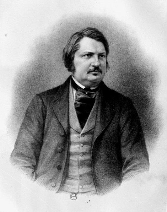 Honoré de Balzac: hacia un catálogo de la humanidad