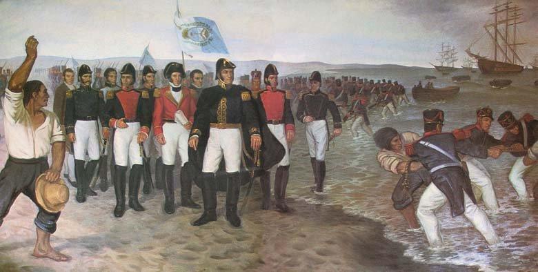 Rumbo al Perú