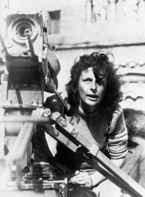Leni Riefenstahl (1940).
