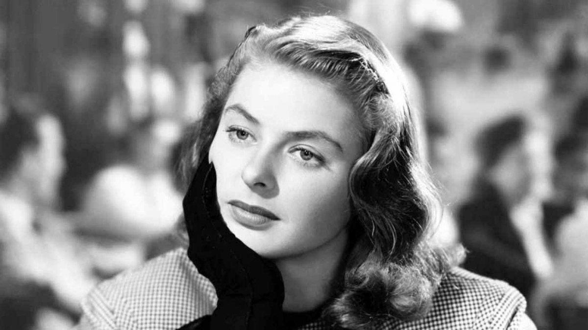 Éxitos y desgracias de Ingrid Bergman