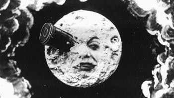 Viaje a la luna de Georges Méliès