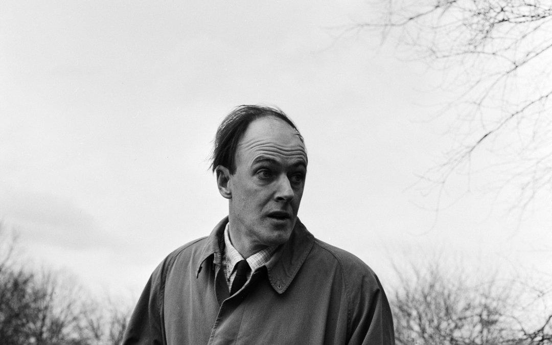 Roald Dahl, un gran contador de historias