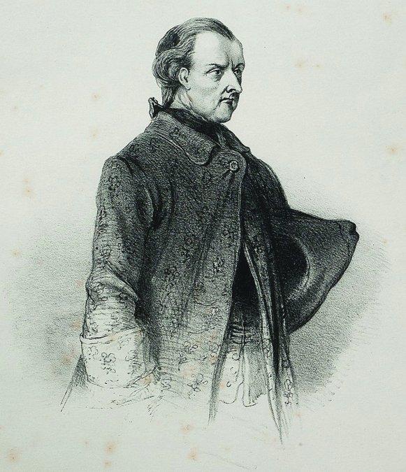 José Gaspar Rodríguez de Francia.