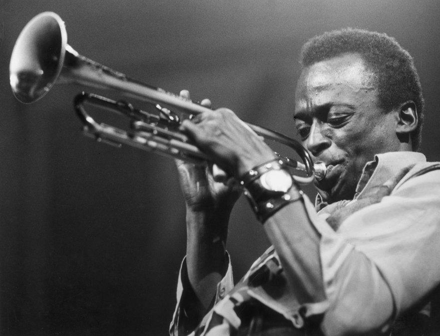 Miles Davis, el genio enojado