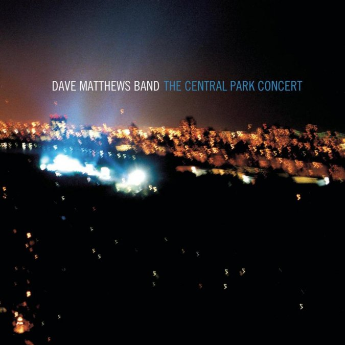 Dave Matthews Band y The Central Park Concert