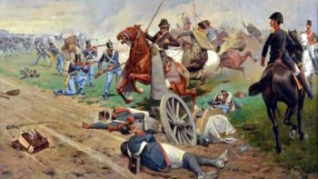 Batalla de Tucumán: El milagro de las langostas