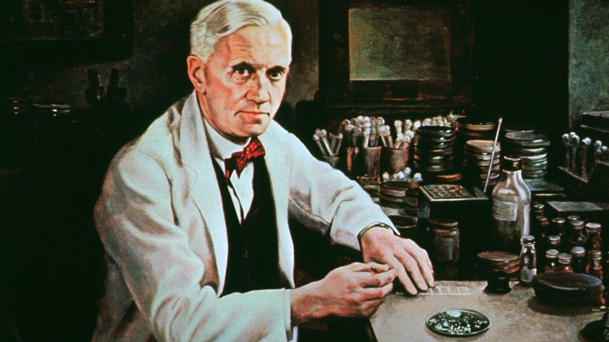 La penicilina, un descubrimiento que entró por la ventana