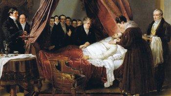 La muerte de Fernando VII