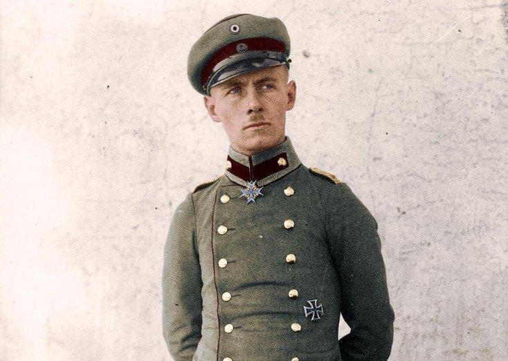Erwin Rommel (15 de noviembre de 1891 - 14 de octubre de 1944).