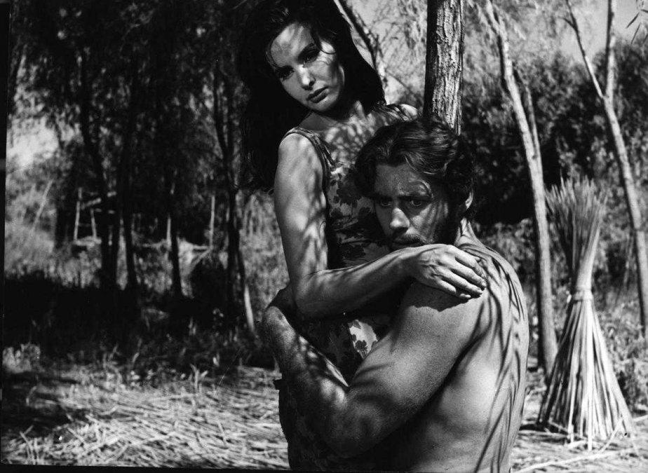 El trueno entre las hojas - Isabel y Armando.