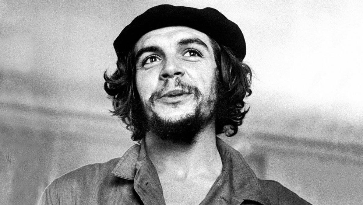 ¿Dónde está el Che Guevara?