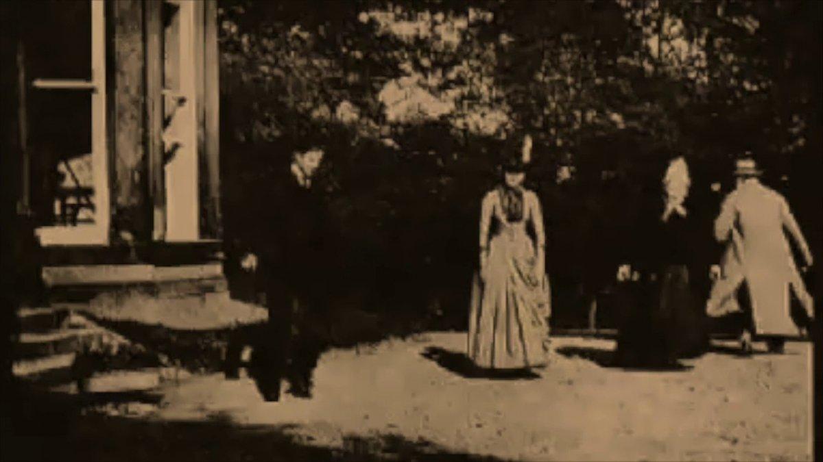 La película La escena del jardín de Roundhay cumple 132 años