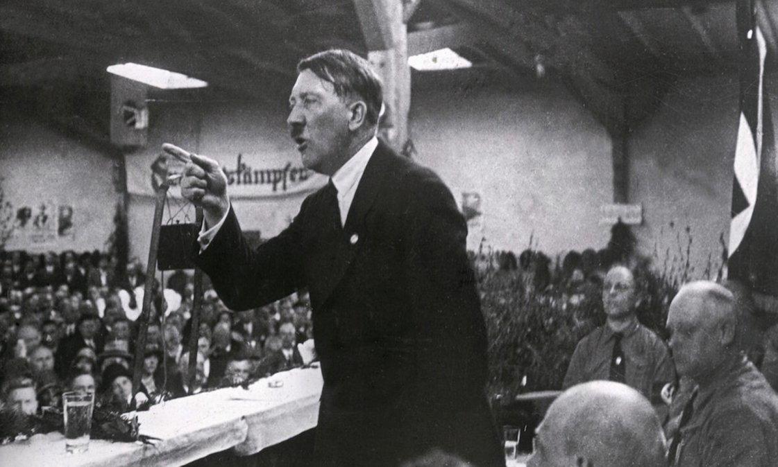 Los 30 minutos que desataron a Hitler