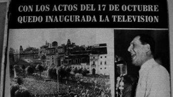 A 68 años del nacimiento de la TV argentina