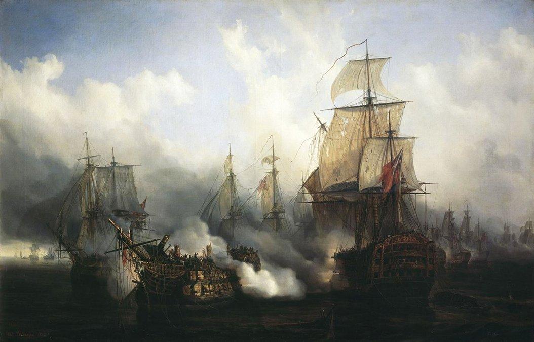 La batalla de Trafalgar: la última victoria de Nelson