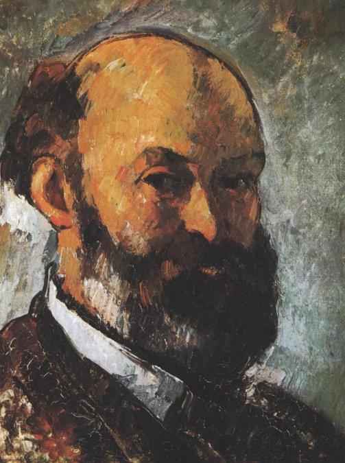 Los ojos de Cézanne