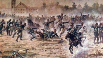La Batalla de Cepeda o los problemas porteños