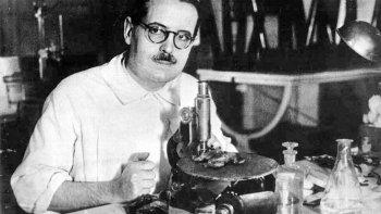 Bernardo Houssay, el ilustre hombre de ciencia
