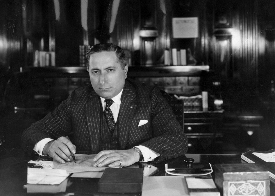 Louis B. Mayer, el tirano que gobernó Hollywood