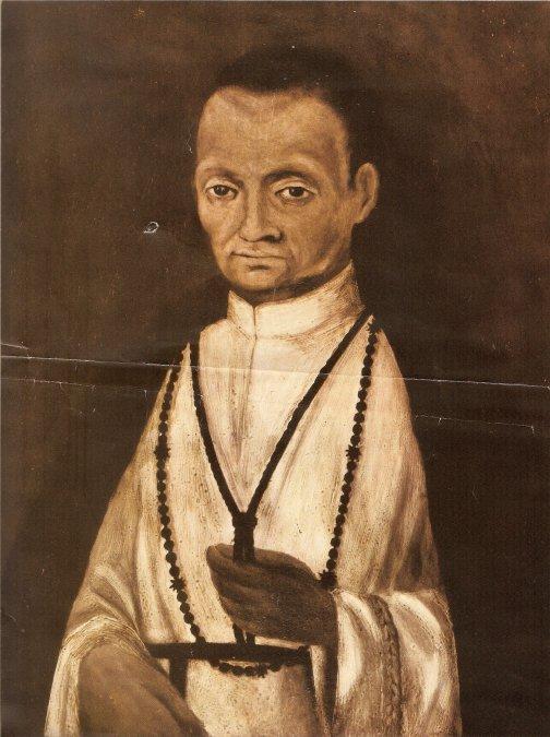 El primer santo mulato de América