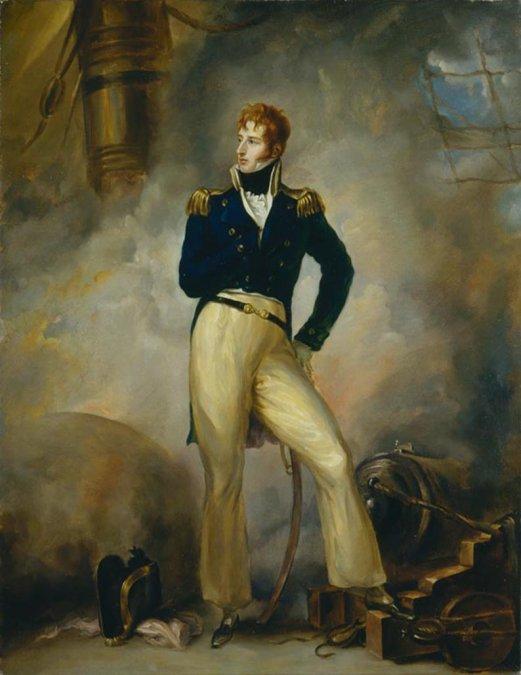 Thomas Alexander Cochrane en 1807.