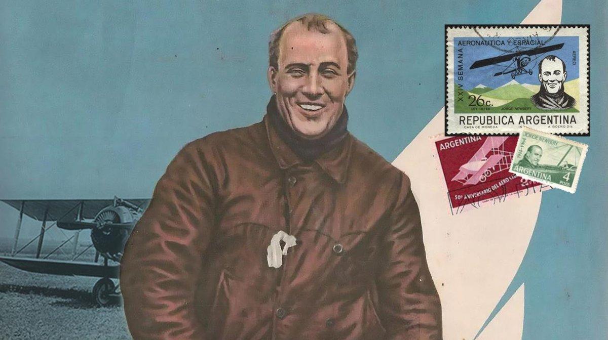 Jorge Newbery, el primer ídolo popular argentino